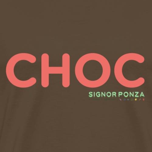 CHOC - Maglietta Premium da uomo