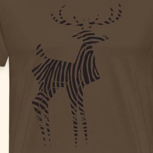 Rentier Christmas - Männer Premium T-Shirt