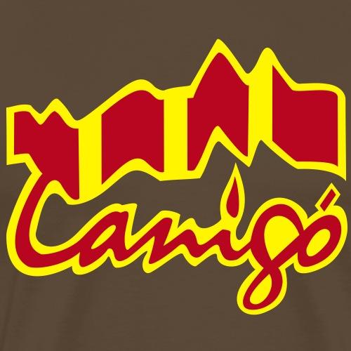 canigo catala - Männer Premium T-Shirt