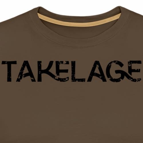 Logo Takelage - Männer Premium T-Shirt