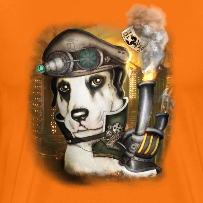Steampunk Dog #3