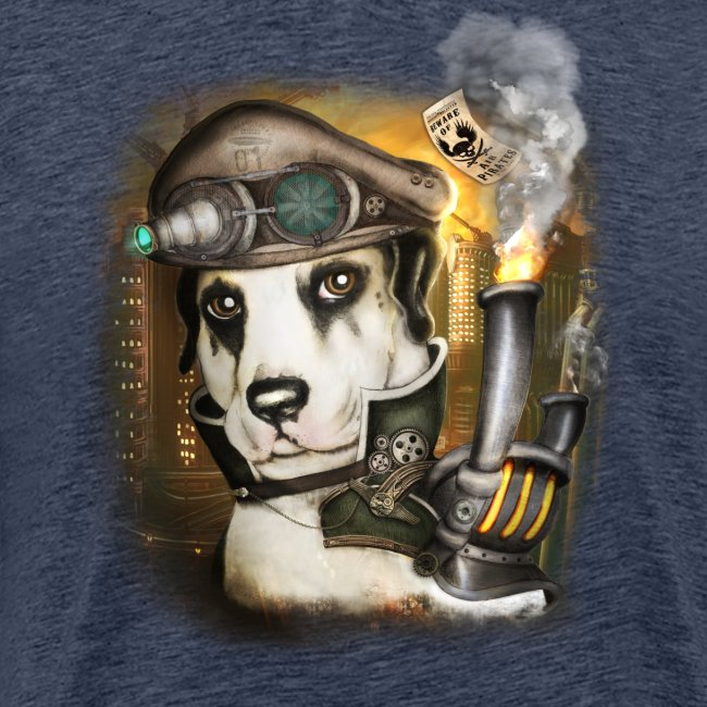Steampunk Dog #3