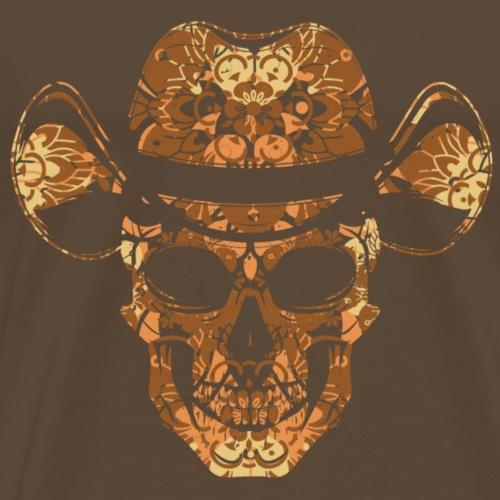 Totenkopf, Skull - Männer Premium T-Shirt