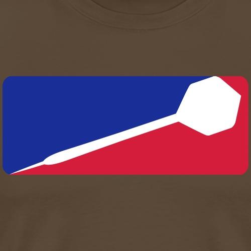 dart league 2 - Männer Premium T-Shirt