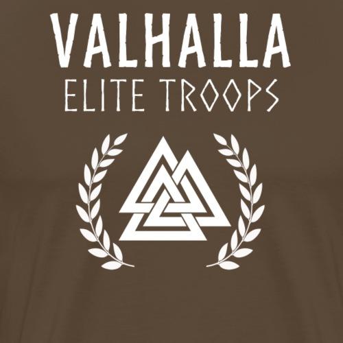 Valhalla Elite troops - Camiseta premium hombre