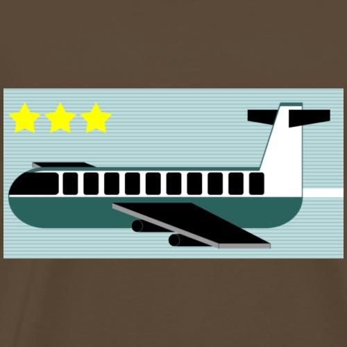 Aereo - Maglietta Premium da uomo