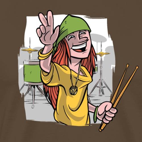 EinemPeace - Männer Premium T-Shirt