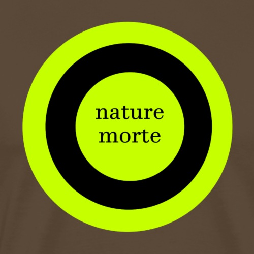 Nature morte - T-shirt Premium Homme