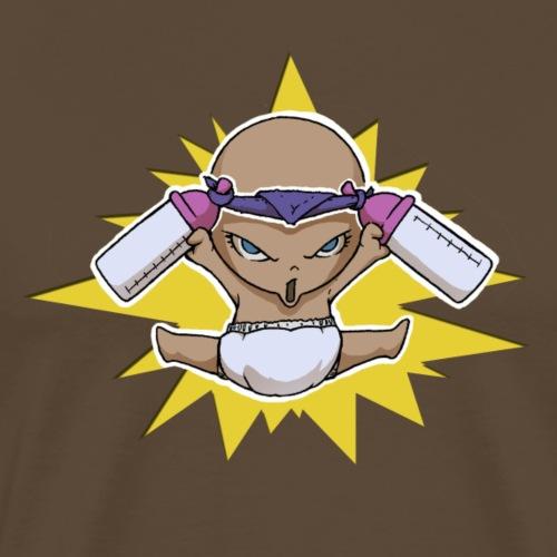 Bébé ninja - T-shirt Premium Homme