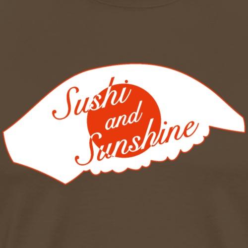 Sushi And Sunshine - Men's Premium T-Shirt