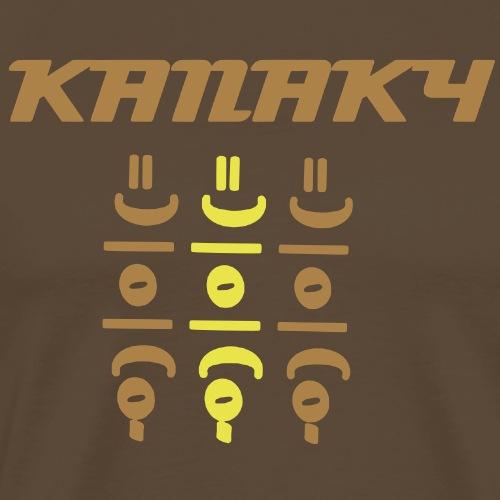 Kanaky - T-shirt Premium Homme