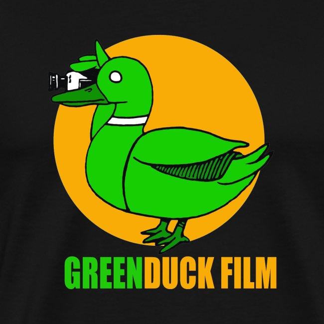 Greenduck Film Golden Sun Logo