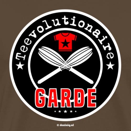 Teevolutionaire garde - Mannen Premium T-shirt