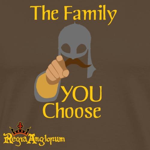 The Family You Choose - Men's Premium T-Shirt