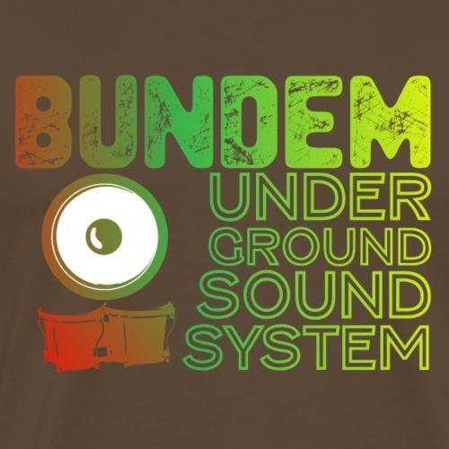 Bun Dem by Undergroundsoundsystem - Männer Premium T-Shirt