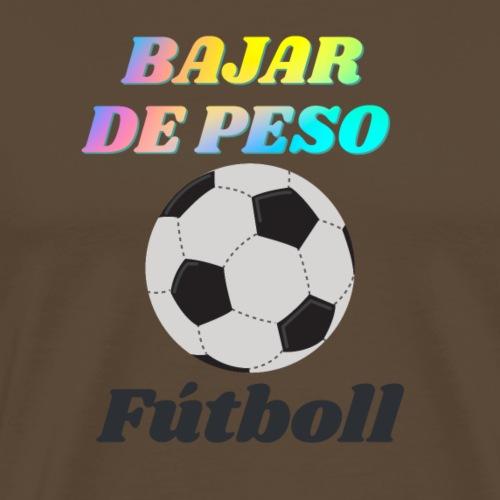 Fútbol para estar en forma - Camiseta premium hombre