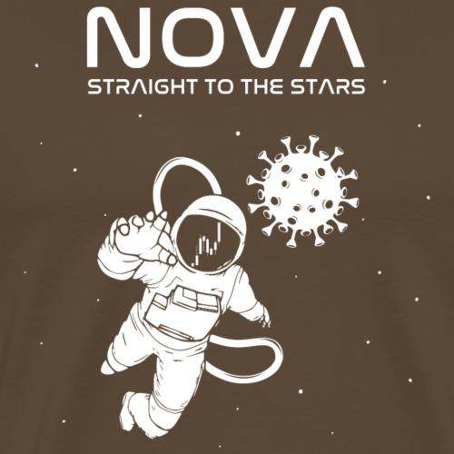 Novacyt cosmonaute - T-shirt Premium Homme
