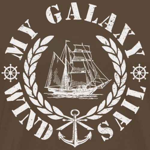 MY GALAXY - Men's Premium T-Shirt