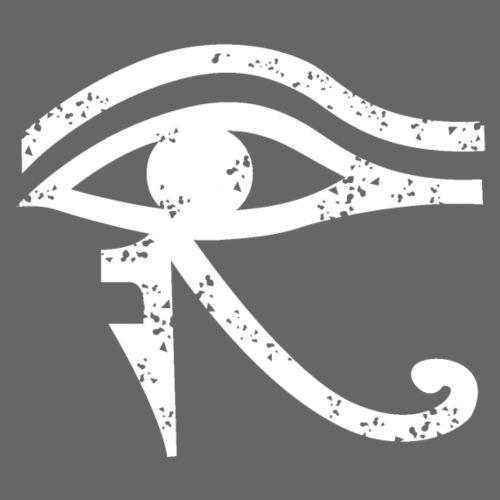 L'oeil d'Horus (sur Tshirt foncé) - T-shirt Premium Homme