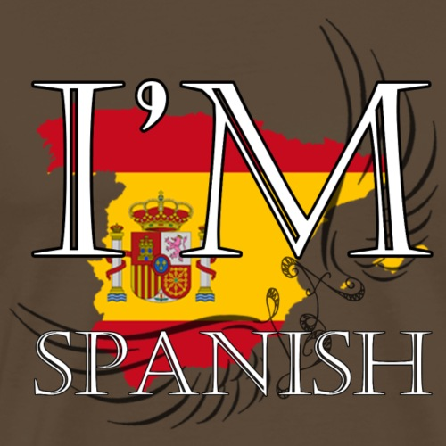 I am Spanish - Maglietta Premium da uomo