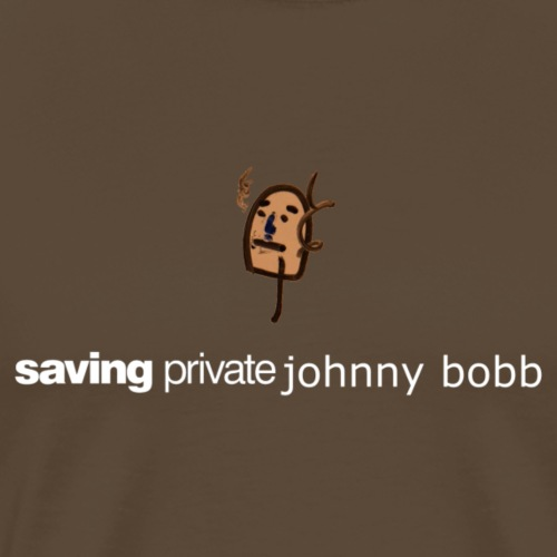 saving private johnny bobb - Men's Premium T-Shirt