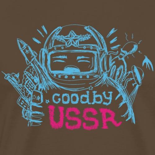 Good by USSR - Männer Premium T-Shirt