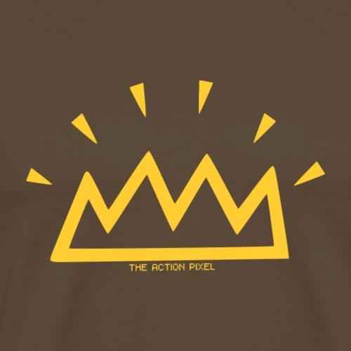 The Shining Crown - Men's Premium T-Shirt