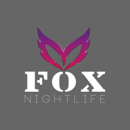 Vrienden van Fox Nightlife - Mannen Premium T-shirt