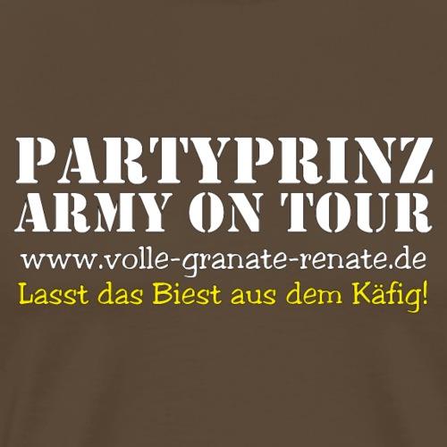 Partyarmy - Männer Premium T-Shirt