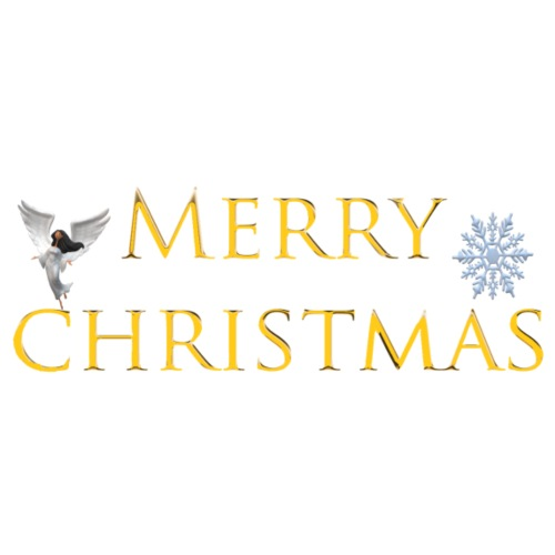 merry christmas - T-shirt Premium Homme