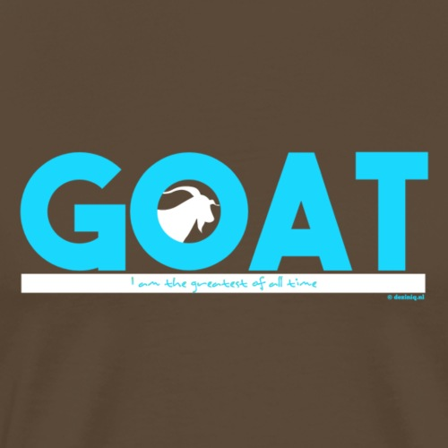 GOAT - Mannen Premium T-shirt