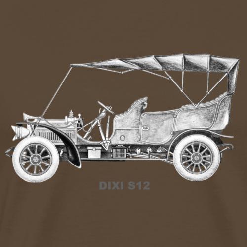 Dixi S12 Eisenach Oldtimer Pkw - Männer Premium T-Shirt
