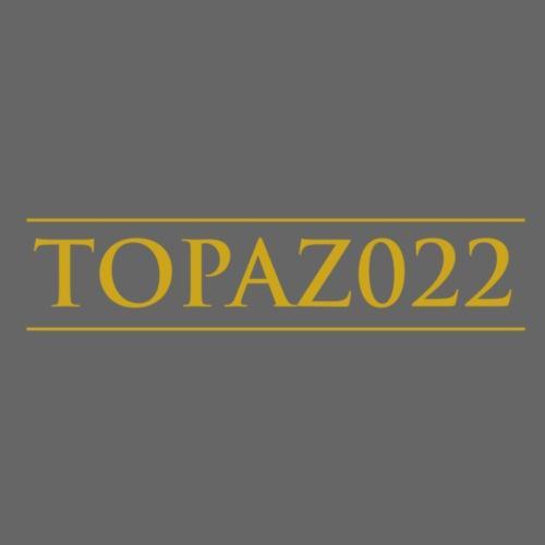 Topaz022 - Movie Logo - Premium T-skjorte for menn