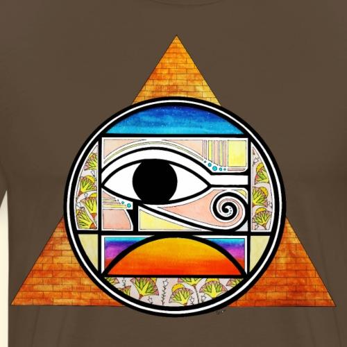 Symbole d'Egypte - T-shirt Premium Homme