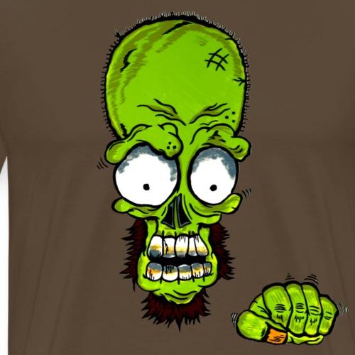 Ghettofaust shirt - Männer Premium T-Shirt