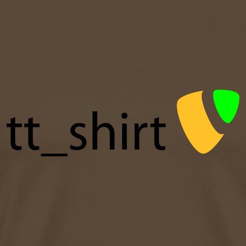 Typo 3 - Männer Premium T-Shirt