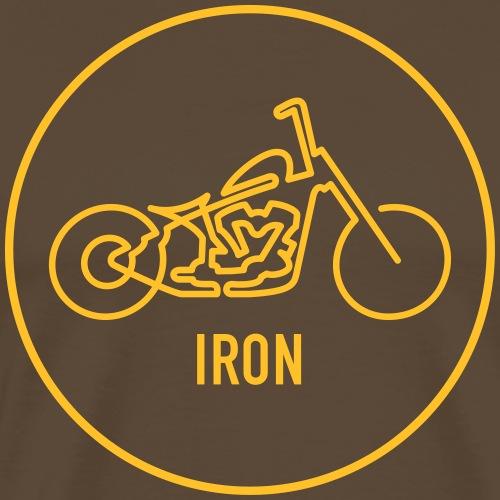 »One Line« Motorcycle - »IRON«
