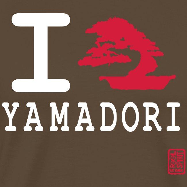 I love YAMADORI