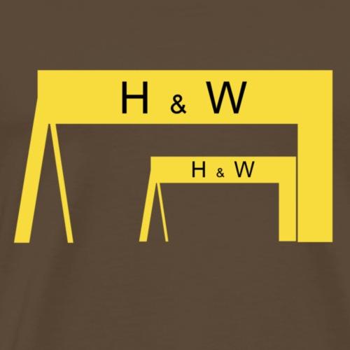 Harland & Wolff - Men's Premium T-Shirt