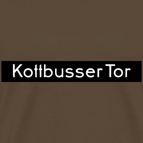 Kottbusser Tor KREUZBERG - T-shirt Premium Homme