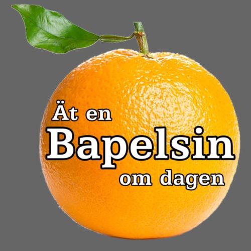 Bapelsin, ät en om dagen - Premium-T-shirt herr