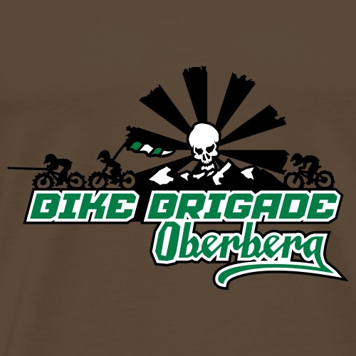 Bike Brigade Oberberg - Männer Premium T-Shirt