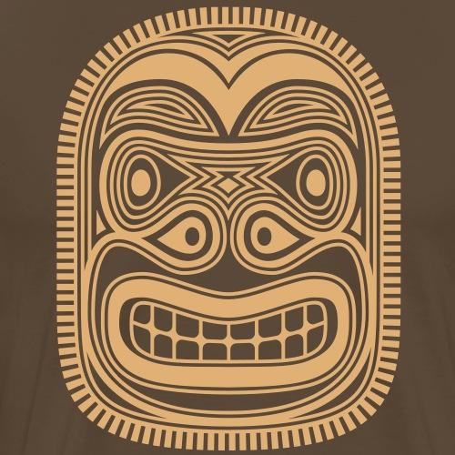 Tikimaske - Männer Premium T-Shirt
