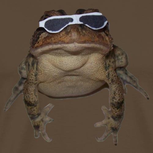 frog of cool - Men's Premium T-Shirt