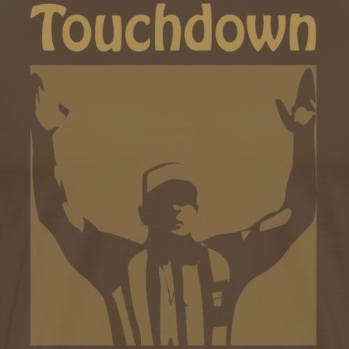 American Football Touchdown Saints