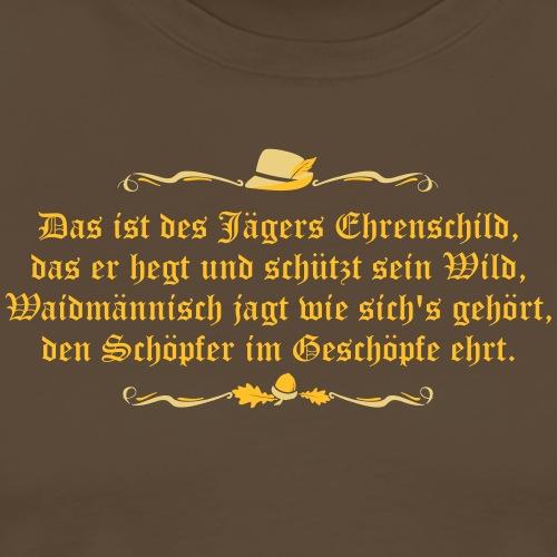 Jägerspruch, Jägerlatein - Männer Premium T-Shirt