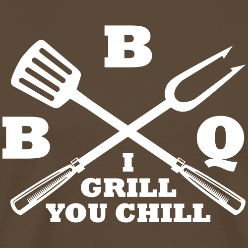 BBQ - T-shirt Premium Homme