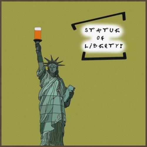 Statue of Liberty - Männer Premium T-Shirt