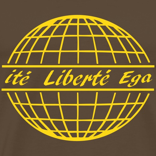 liberté, free world - Männer Premium T-Shirt