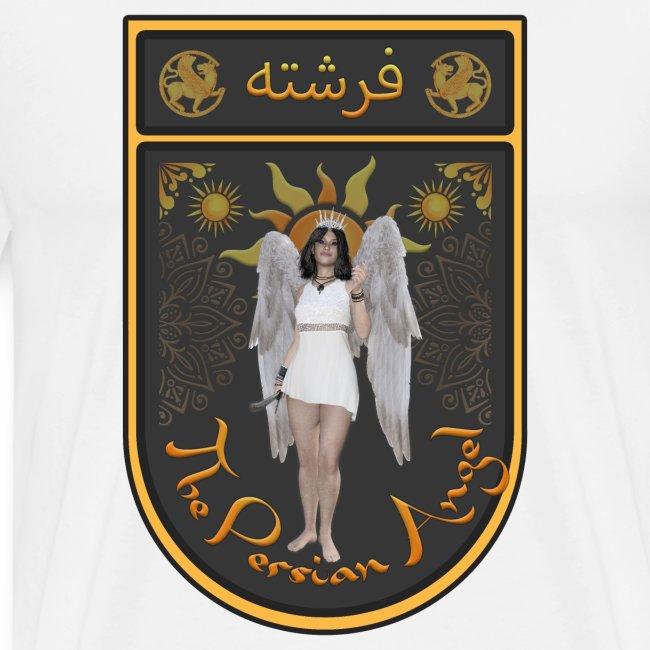 Persian Angel Anahita - Farsi Angel